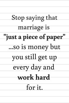 20 Best Marriage Quotes About Love This list of 20 marriage quotes is perfect for every married couple! It has a long list of deep love quotes, as well as funny quotes about marriage. These relationship quotes are so accurate, everyone needs to check them Good Marriage Quotes, Meaningful Love Quotes, Deep Relationship Quotes, Cute Love Quotes, Funny Love, Marriage Tips, Happy Marriage, Marriage Thoughts, Marriage Couple