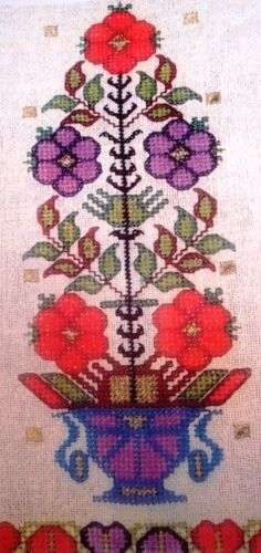 HESAP ISI EMBROIDERY PATERN