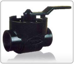 Single Piece Screw_Plain End ball valve