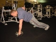 Ab Exercises to get a Six pack Abs....always looking for ways to strengthen core muscles.