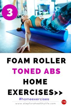 Want some fresh toned ab workouts for flat stomach but want to skip out on the gym? No problem! We all have our favourite places to train and types of home workouts we love. Whether you're looking for easy foam rolling toned abs workouts to do at home with strengthen your core and sculpt your abs & lose belly fat. CHECK THESE GREAT WORKOUTS 👇Workouts to do at home,workout at home,workout for women,home workouts,motivated to workout,belly fat,workout for beginners,foam roller exercises