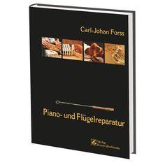 Carl-Johan Forss - Piano- und Flügelreparatur, 86,00 €
