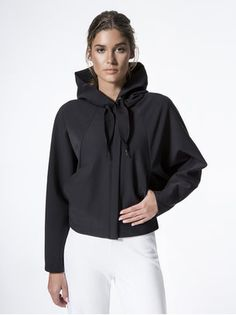 bff870b184322 CARBON38 2.28 SPRING COLLECTION Bleeker Black JACKETS Lifestyle Sports