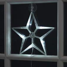 The 87 best christmas images on pinterest christmas tree wilko star window silhouette christmas led lights white 23cm aloadofball Choice Image