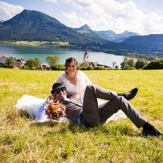 The typical landscape lakes and mountain area Salzkammergut. Fancy a photoshoot here? Wedding Designs, Wedding Ideas, Sound Of Music, Lakes, Got Married, Austria, Wedding Planner, Photoshoot, Fancy