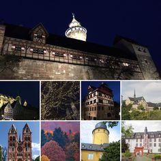 #Deutschland - Land der #Schlösser und #Burgen! Würdige Endstation einer #Location - Tour bei traumhaftem Herbstwetter: die Nürnberger Burg Marketing, Location, Fall Weather, Germany