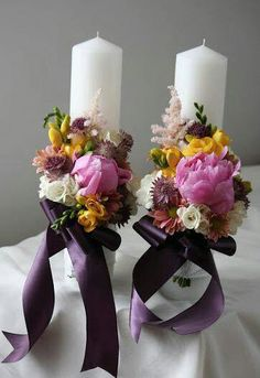 O Centerpieces, Table Decorations, Bride Bouquets, Bird Houses, Flower Art, Wedding Flowers, Candle Holders, Dream Wedding, Decorative Candles