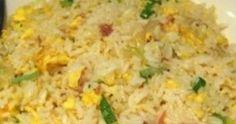 chinese nasi,witte nasi,nasi goreng,tjaw fan,surinaams-chinese recepten,surinaamse recepten,surinaams eten