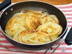FINOCCHI AL LIMONE - ricetta facile