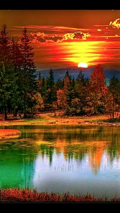 Landscape Sunset Nature Photography 31 Ideas For 2019 Beautiful World, Beautiful Images, Beautiful Beautiful, Beautiful Sunrise, Amazing Nature, Amazing Art, Nature Photos, Pretty Pictures, Amazing Pictures