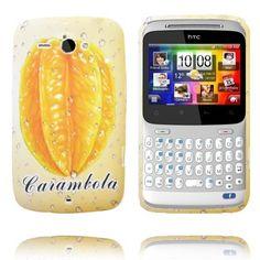 Fresh Fruit (Casambola) HTC ChaCha Cover