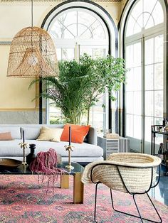 "Rattan has been on the rise for some time now, and according to Turf, it's not just a summertime trend—it's here to stay. ""For us, rattan and cane provide a beautiful natural element rooted..."