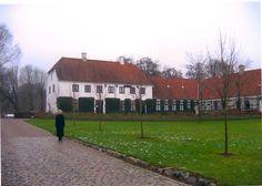 Karen Blixen's house in Denmark (Isak Dinesen).
