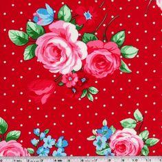 Flower Sugar Bouquet - red