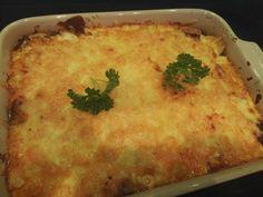 Lavkarbo middag oppskrifter - Sunne og næringsrike oppskrifter Lchf, Keto, Bechamel, Low Carb Recipes, Macaroni And Cheese, Food And Drink, Gluten Free, Pasta, Ethnic Recipes