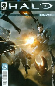 Halo Escalation (2013) 13