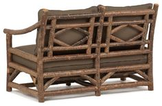 Rustic Loveset #1177 by La Lune Collection - rustic - love seats - milwaukee - by La Lune Collection