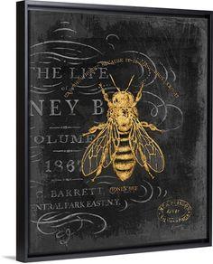 Chad Barrett, Bee Illustration, Posca Art, Bee Art, Bee Design, Art Graphique, Bees Knees, Wall Art Prints, Framed Prints