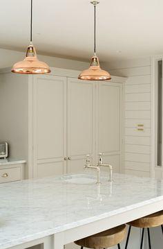 The Classic English Clapham Kitchen by deVOL
