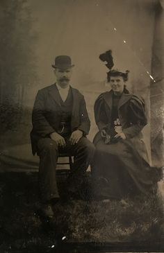 John Behan and Sarah Josephine Marcus. This plate tin reflects their pre Wyatt relationship. Highly likely taken in 1873 or Tombstone. Native American Baby, American Indians, Josephine Earp, Old West Outlaws, Old West Photos, Tombstone Arizona, Wyatt Earp, Zahn, Indian People