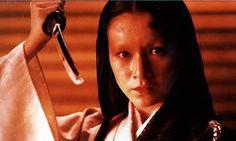 Ran to you: Mieko Harada as the machiavellian Kaede in Kurosawa's epic.