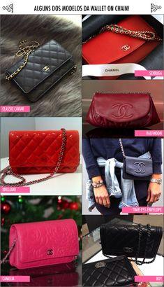 A WOC! Wallet on Chain é um clássico da Chanel
