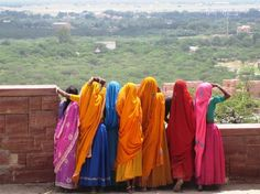 jodhpur, india {colourful places & spaces)