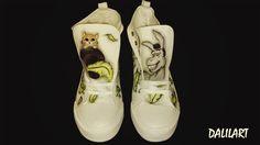 Scarpe ciuchino, gatto con gli stivali Shrek