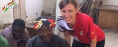 Bettina war mit #RainbowGardenVillage in #Ghana. #Erfahrungsbericht aus dem #Rehab Center in Ghana, jetzt bei #RGV lesen!