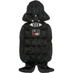 STAR WARS Darth Vader Multi-Squeaker Dog Toy