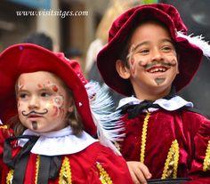 Rua infantil Siges Carnaval 2013