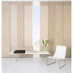 Contemporary Window Blind from The Shade Store