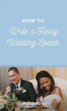 grooms wedding speech humorous but not offensive A man's guide to marriage: the speeches  share your tips on wedding speeches for the groom, best man and father of the bride  as it's a bloody funny story (he had the good sense to leave out.