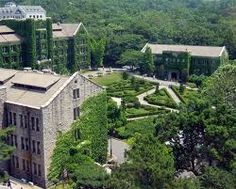 Yonsei University in Seoul--did a couple of semesters there at the Korean Language Institute.