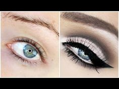 Cut-Crease + Winged Liner for Hooded Eyes!! (Part Two!)