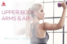 Upper Body: Arms & Abs | Rebecca Louise