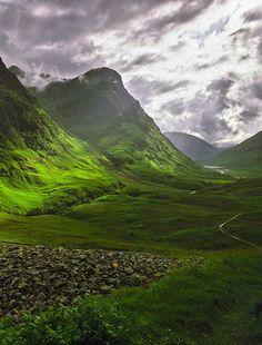 """bonitavista: """" Glencoe, Scotland photo via kathleen """""""