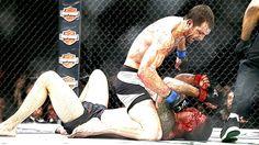 Chris Weidman vs Luke Rockhold [FIGHT HIGHLIGHTS]
