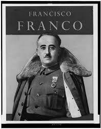 Francisco Franco Bahamonde. Caudillo de España.
