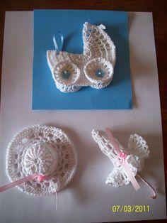 Tejidos en Crochet - MUÑECOS Y SOUVENIRS - Nacimiento