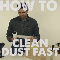 How To Clean Up Sawdust