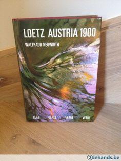 Loetz glaswerk art nouveau
