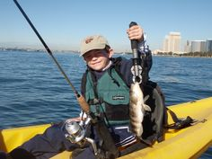 take a kid fishing quotes | Take a kid kayak fishing and this is what you will see. All smiles