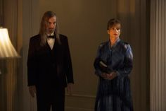 Still of Patti LuPone and Denis O'Hare in American Horror Story