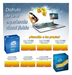 ofertita de procesadores de Intel para tus clientes