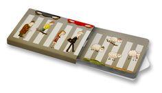 Lidi a ovce #ilustration #ilustrace #ChewingGums #žvýkačky #CharityGums #ovce #sheeps Charity, Design