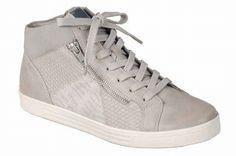 Remonte Dorndorf D0073-62 beige hoge sneaker