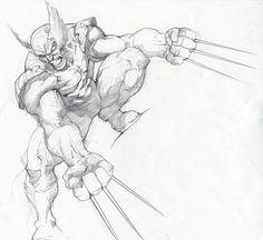 wolverine by tincan21 on deviantART