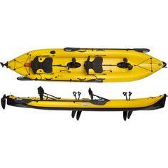 05fa50402b Hobie Mirage Inflatable Tandem Kayak i14T - 2015 Hobie Mirage