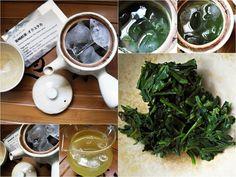 japan tea ice